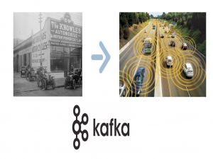 Apache Kafka in the Automotive Industry