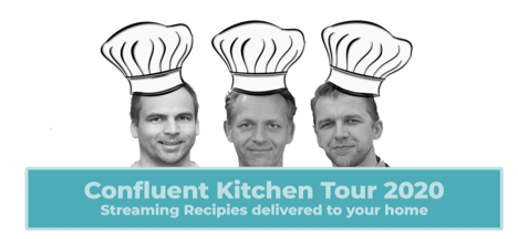 Confluent Kitchen Tour 2020