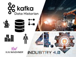 Apache Kafka as Data Historian in Industrial IoT and Industry 4.0