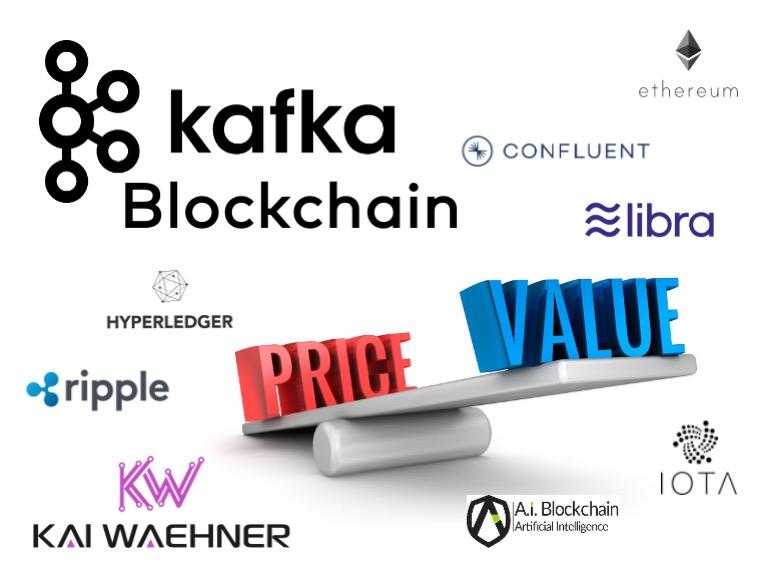 Comparison Kafka Blockchain DLT Hyperledger Ethereum Libra Ripple IOTA AIBlockchain Confluent