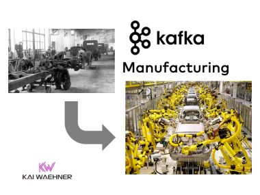 Apache Kafka for Manufacturing and Industry 4.0