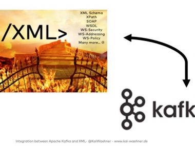 XML Kafka Integration for SOAP WSDL Schema with Middleware or Kafka Connect