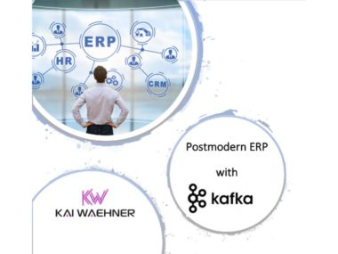 Postmodern ERP with Apache Kafka