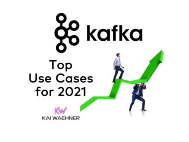 Apache Kafka and Event Streaming Top Use Cases for 2021