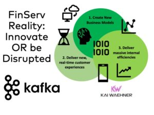 Innovation in Financial Services and Open Banking with Apache Kafka
