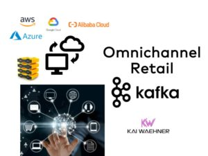 Omnichannel Retail and Customer 360 with Apache Kafka at the Edge and in the Cloud
