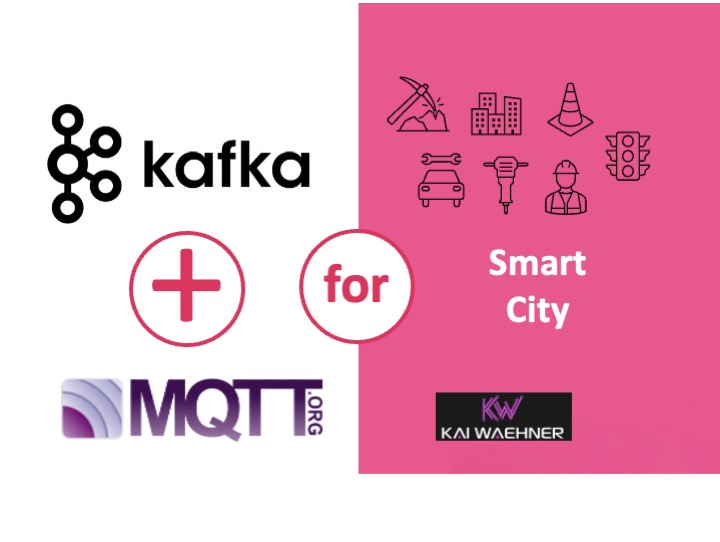 MQTT and Kafka for Smart City and 5G Architectures