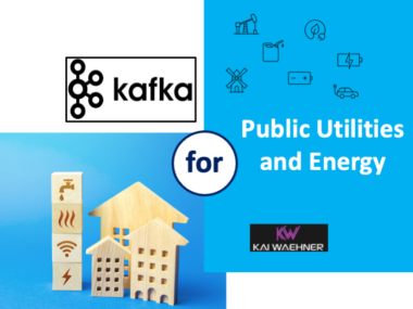 Apache Kafka for Public Utilities and Energy Sector