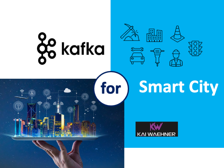 Apache Kafka in the Public Sector for Smart City Infrastructure